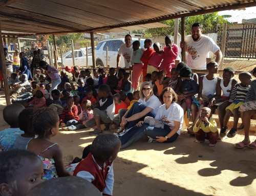 KMI Airport making a difference on Mandela Day
